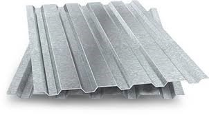 Profiled Aluminum Sheet
